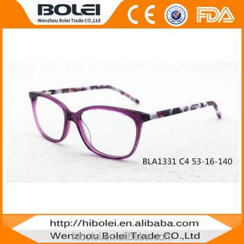 High Quality Custom Made Eyeglass Frames For Men - Buy Custom Made ...
