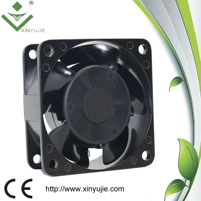 centrifugal impeller plastic mini blower 120v bladeless axial ac fan