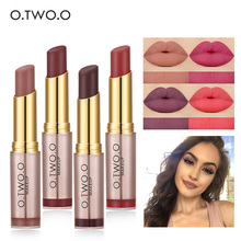 O. TWO. O Rose Gold Langlebige Matte Lippenstift