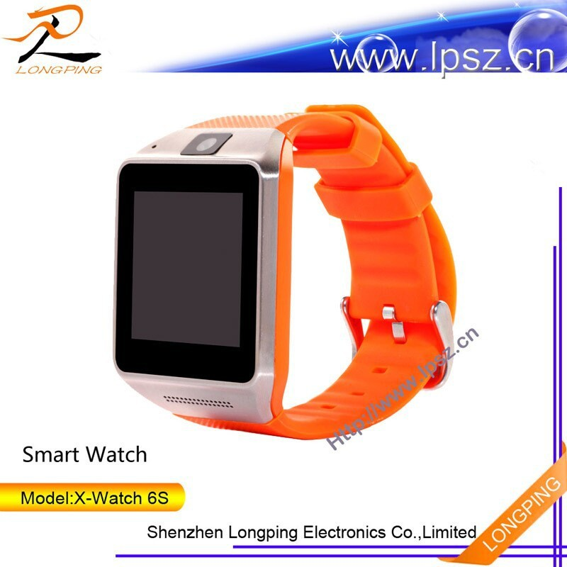 2015 Unique design smart watch phone heart rate monitor smart wrist watch