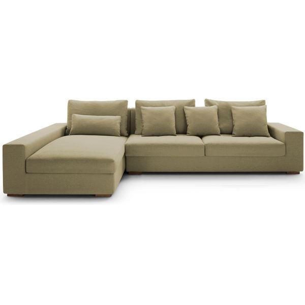 Discount Modern Sofas: Modern Fabric Corner Sofa,Small Corner Sofa For Living