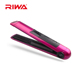 RIWA brand LED display temperature control & USB charge cordless hair straightener