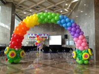 custom printed balloons event