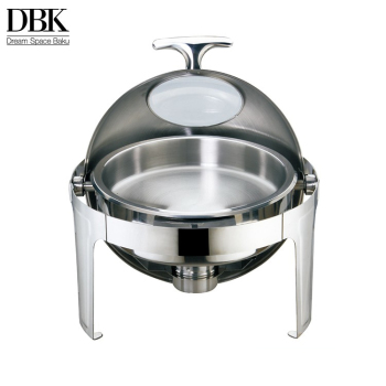 ODM OEM economy buffet serving dish roll top food warmer chafing dish buffet for sale