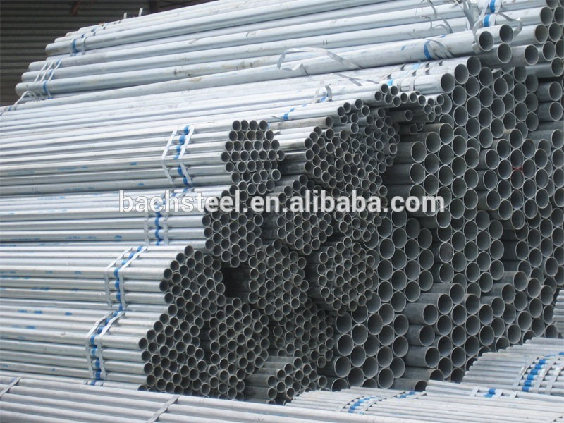 Q235 60*60 pre-galvanized square and rectangular steel tube, 50mm BS 1387 Q195 welded pre galvanized steel gi pipe specification
