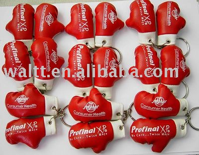 Couple Mini Boxing Gloves, Couple Red Boxing Gloves Keyring, Couple Boxing Gloves Key holder