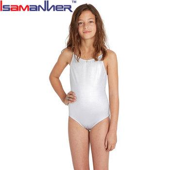 b8253a7ff751 Commercio all'ingrosso di un pezzo bianco per bambini bikini modelli di  costume da bagno