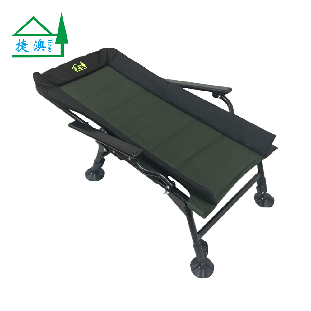 2017 Outdoor Folding Carp Fishing Chair Camping Heavy Duty 4 Adjustable Legs Aluminum,eewws