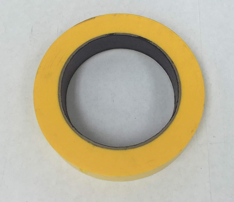 0.63 Diameter Circles with 0.25 Diameter Hole Yellow 0.63 Diameter Circles with 0.25 Diameter Hole 3M 301+ 0.63OD-0.25ID-1000 3M 301+ 0.63OD-0.25ID-1000 Performance Masking Tape 3M 301+ Pack of 1000