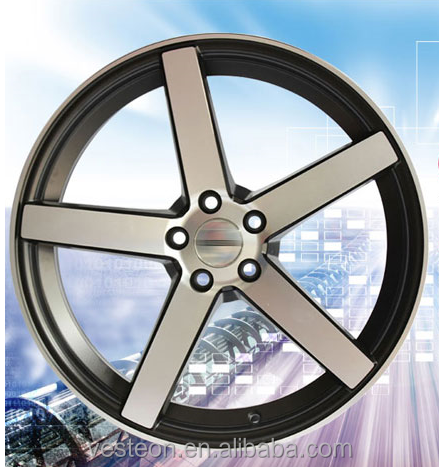 "16 17"" excellent car wheel rim for cars"