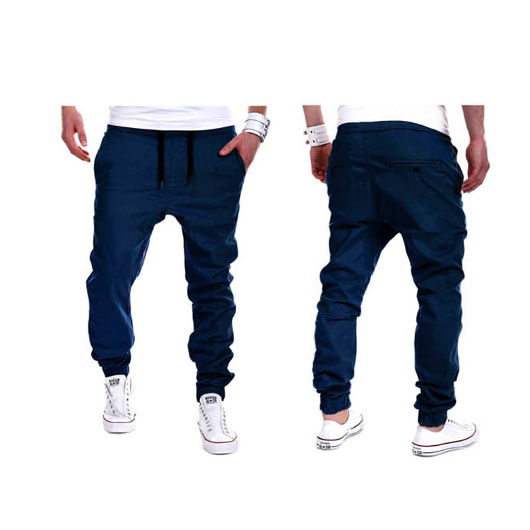 High quality  wholesale bulk comfortable casual long trousers breathable pants