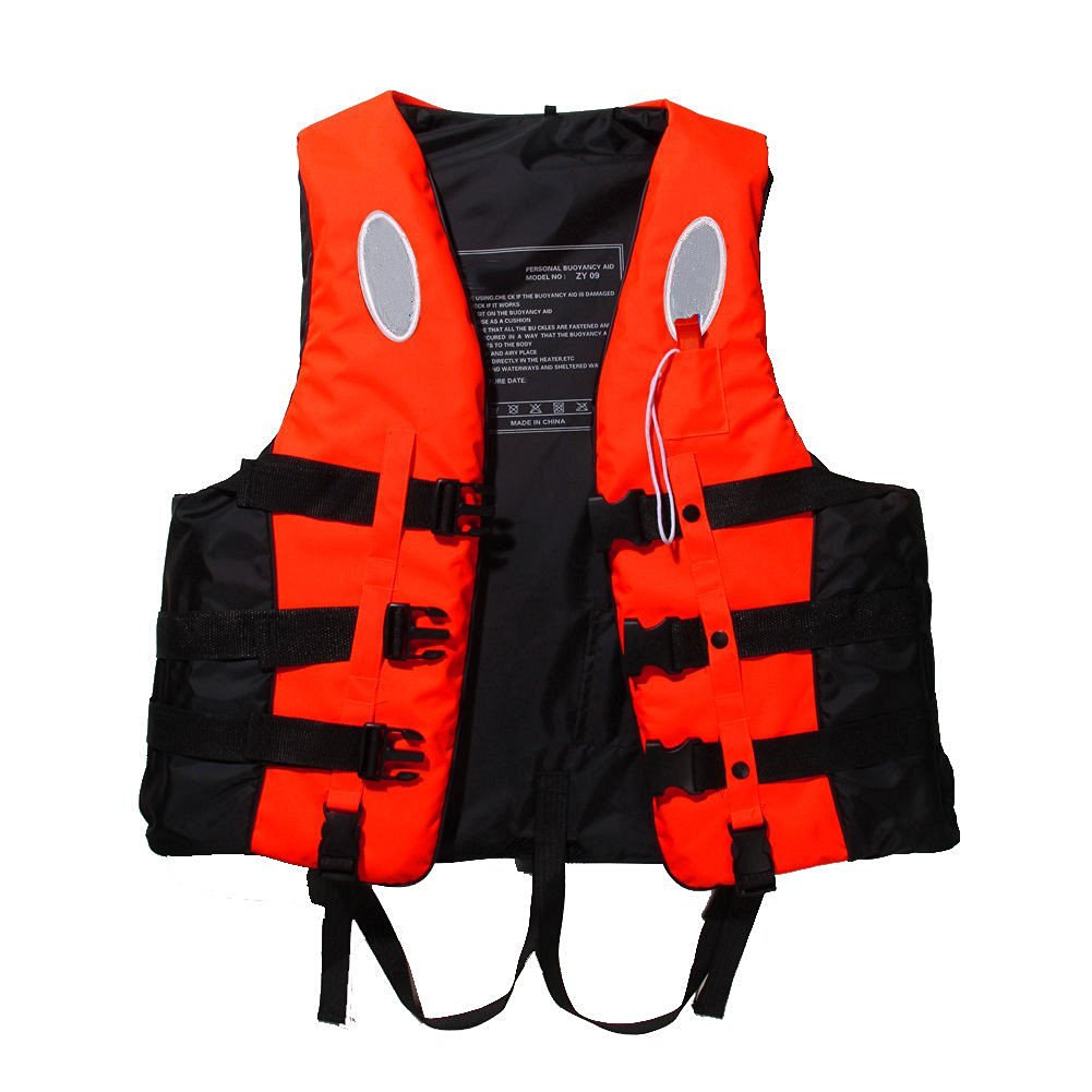 bravolotus Adult Aid Fishing Boating Foam Flotation Swimming Safety Life Jacket Vest