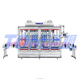 Low manufacturing cost durable shampoo linear filling machine