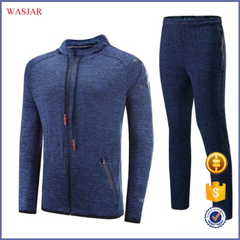 Custom sports tracksuit cheap custom made track suit training suit