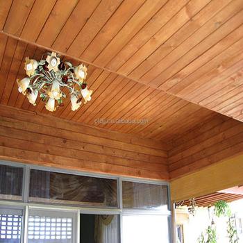 Canadian Western Red Cedar Wall Ceiling, Solid Red Cedar Ceiling Boards