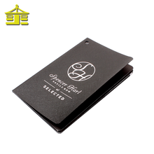 Clothing brand design custom garment template hang tags,price tag sample for jeans
