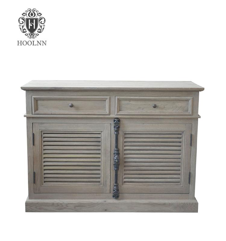 Stile francese mobili in rovere credenza armadietto di legno id prodotto 405168393 italian - Mobili stile francese ...