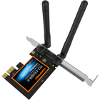 COMFAST CF-WP1300 2019 New Wireless N PCI Express Adapter 1300Mbps RTL8822BE Mini PCI to PCIE WiFi Adapter Card