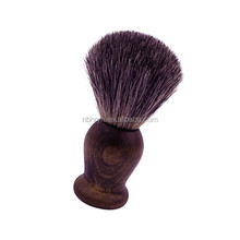 Shaving Brush, 100% Pure Badger with Rosewood Wooden Handle shaving brush