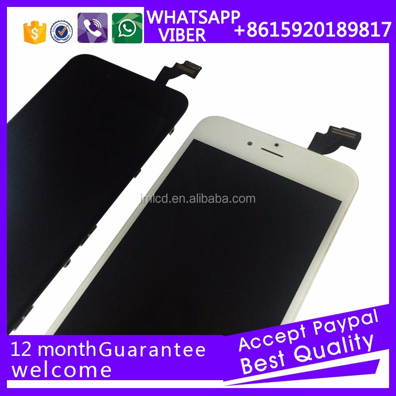 lcd disply for iPhone 6 plus lcd assembly for iPhone 6 plus