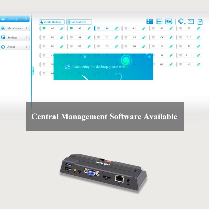 ゼロクライアントpc winマルチポイントシステム教育ソフトウェア2012/2016用言語ラボ