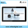 Promotion 42 inch wall mounted digital media divx player for android