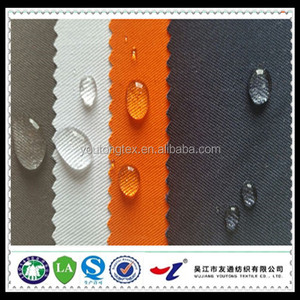 oil repellent waterproof antistatic safe use fabric with carbon fiber