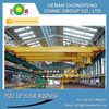 Supply CE lifting magnet overhead crane 120 ton