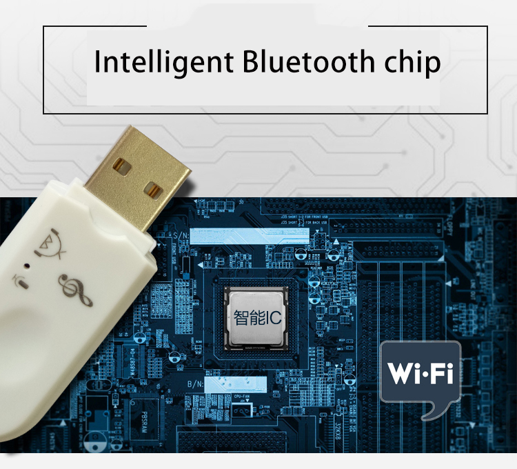 Senza fili di Bluetooth Scheda di Decodifica Audio Decoder Modulo