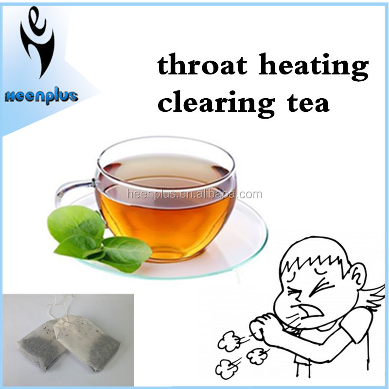 Heenplus hot exporting herbal <strong>health</strong> tea for throat clearing Throat Smooth Tea