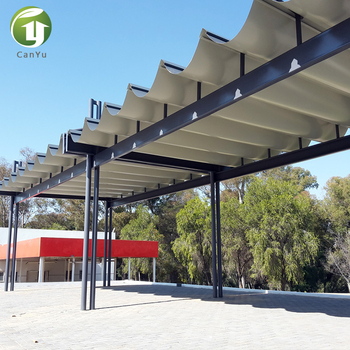 steel car parking shade car canopywaterproof carportaluminium carport