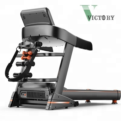 Easy foldable home motion fitness treadmill