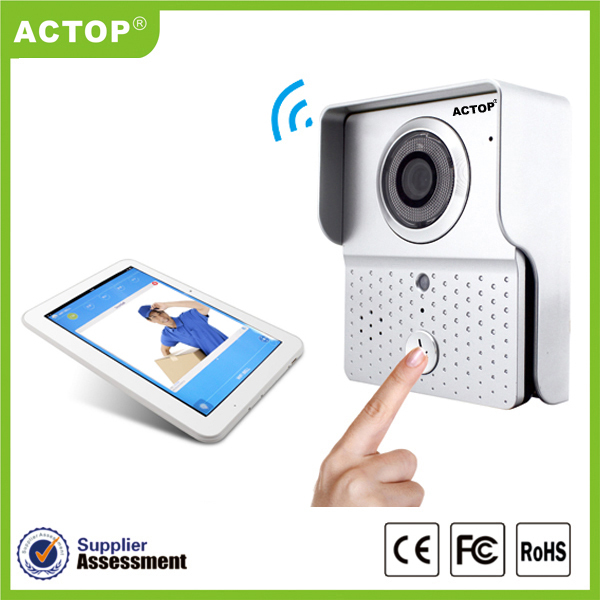 Shenzhen factory HD ACTOP new arrival 6pcs infrared light wifi free av videos Support for android/Apple system