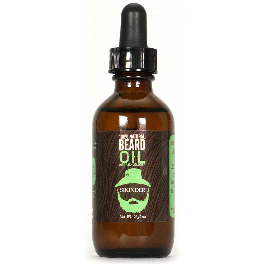 Customizable Private Label 100% Natural Beard Oil