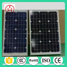high efficiency flexible solar panel in China