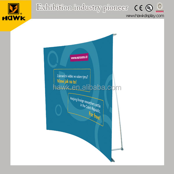 Exhibitions Stands Fabric Banner Stand