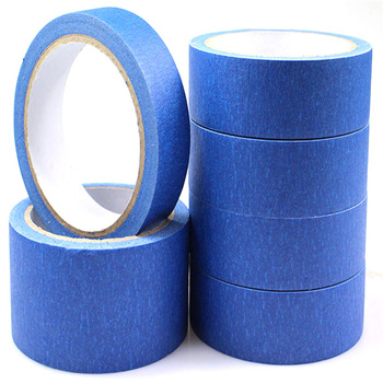 high temperature resistance blue painter masking tape automotive masking tape