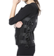 mihabodytec stimulator for acupuncture electro stimulation jacket