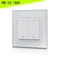 2 gang 2 way switch and rf led dimmer