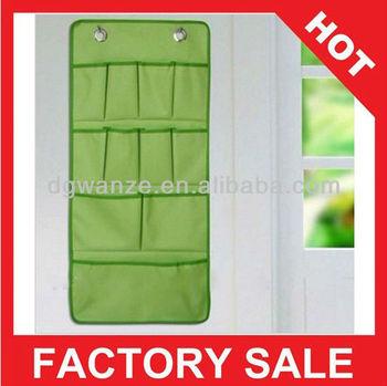 Fabric Hanging Closet Organizer Wall Pocket Storage