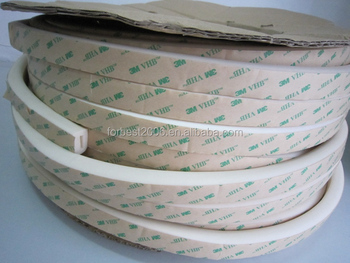 FDA Adhesive sticker Silicone foam tube As per drawing
