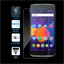 9H Premium Tempered Glass Screen Protector Guard Film For Alcatel One Touch PIXI 3 3.5 4.0 4.5 Idol 3 4.7 5.5 inch C3 C5 C7 C9