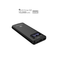 Manufacturing 10000Mah Colorful Power Bank Review With Led Digital
