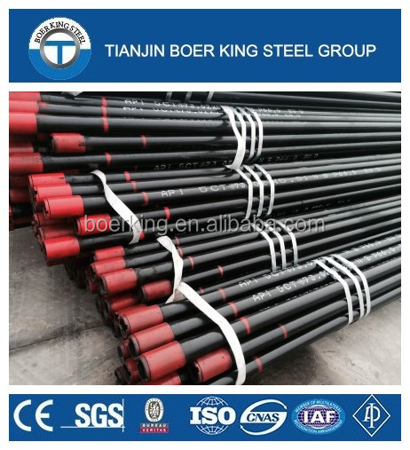 Oil and water well casing pipe api n80 pipe specification