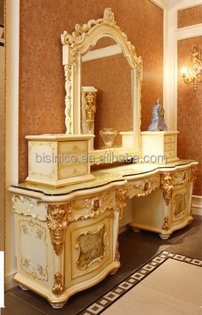 franz sisch rokoko stil royal king size bett fantastisch palast porzellan dekorative holz. Black Bedroom Furniture Sets. Home Design Ideas