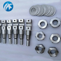 Copper joint and nuts spare parts for high temperature vacuum furnace