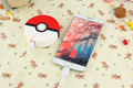 Pokeball Power Bank Charger 8800mah Custom Christom Gift Game Pokemons Go Plus Powerbank Mobile Poke ball