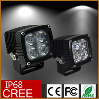 With 2 Deutsch Connectors for JEEP Club most selling spot beam 4X10W Cree LED Work light Sri Lanka