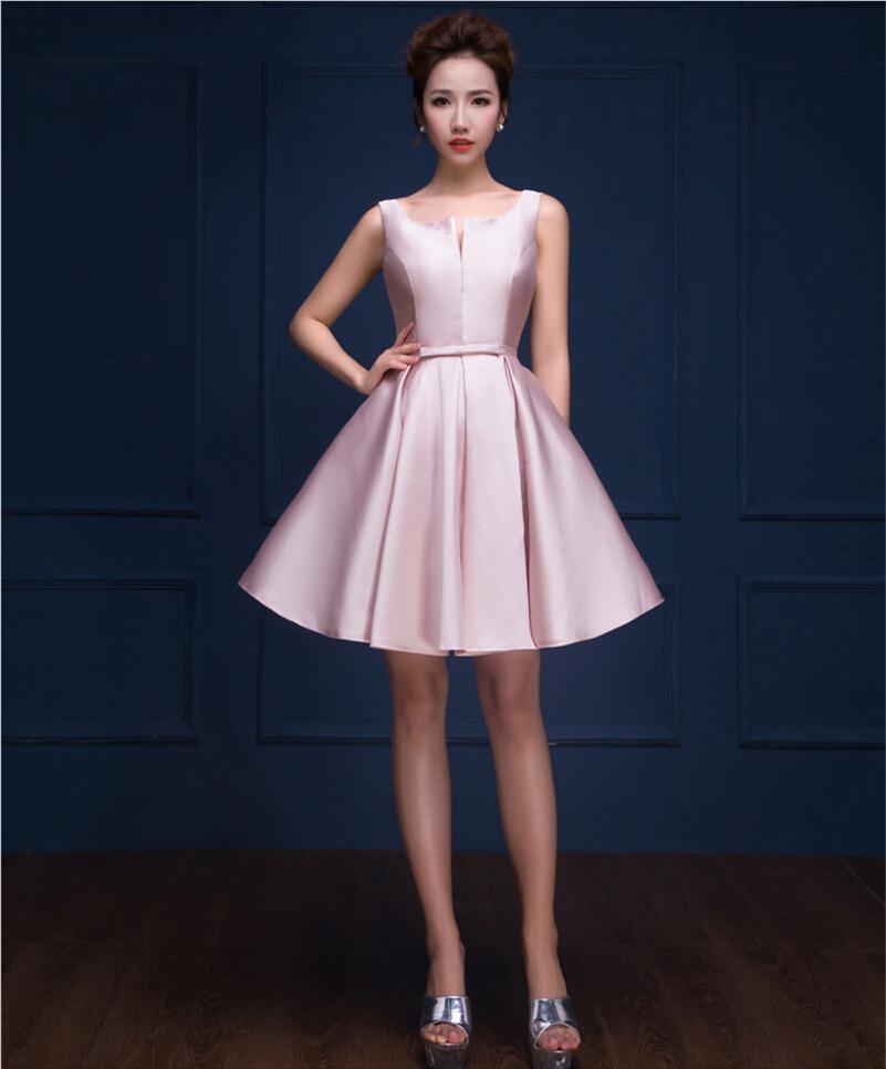 Aliexpress Com Buy New Design Simple But Elegant Short: 2015 Simple Design Short Elegant Homecoming Dresses