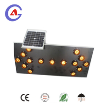 arrow led light traffic light signals for road safety trailer direction sign board flashing arrow